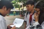 Đề thi và bài giải môn Tiếng Anh vào lớp 10 ở TP.HCM