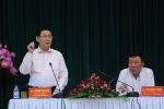 Phó Thủ tướng Vương Đình Huệ mong Nam Định 'dệt nên nhiều giấc mơ đẹp'