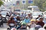 Video: Người dân về quê nghỉ Tết Dương lịch, nhiều tuyến phố Hà Nội ùn tắc