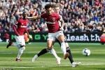 Mourinho bất lực, MU thảm bại trước West Ham