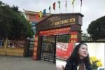 Cách chức Hiệu trưởng Tiểu học Nam Trung Yên: 'Không cách nào khác là phải xử thật nghiêm'