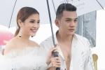 Phương Trinh Jolie tình tứ bên bạn trai tin đồn cùng dự show thời trang
