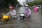 Clip: Vỡ kênh xả lũ gây ngập lụt ở Hà Tĩnh
