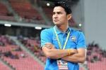 Kiatisak phản ứng khác khi cùng bảng với U23 Việt Nam ở SEA Games