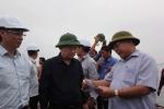Phó Thủ tướng Trịnh Đình Dũng: 'Phải quyết liệt trong công tác di dời tài sản, người dân'