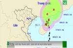 Bão số 2 vào Trung Quốc, Vịnh Bắc bộ mưa dông mạnh