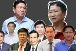 Hôm nay, xét xử ông Đinh La Thăng, Trịnh Xuân Thanh và 20 đồng phạm