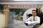 Bị khởi tố, hiệu trưởng dâm ô hàng chục học sinh ở Phú Thọ đối diện mức án nào?