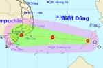 Áp thấp nhiệt đới khả năng mạnh lên thành bão: UBND TP.HCM họp khẩn