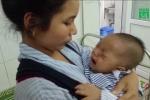 Thêm một bệnh nhi hỏng mắt vì nhỏ sữa mẹ