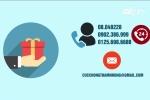 Công bố 3 số điện thoại đường dây nóng tiếp nhận tố cáo tặng quà Tết trái quy định
