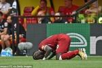 Kết quả Watford 3-3 Liverpool vòng 1 giải Ngoại Hạng Anh