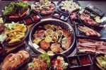 Top quán buffet sang chảnh ngay trung tâm Hà Nội giá cực 'mềm' khiến giới trẻ phát sốt