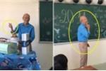 Thầy giáo 74 tuổi 'cute lạc lối', tạo dáng thả tim dễ thương khiến học sinh phát cuồng