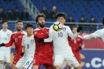 Cầm hoà U23 Hàn Quốc, U23 Syria thách thức U23 Việt Nam