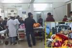 Sập lan can trường tiểu học ở Bắc Ninh: Phẫu thuật cho nạn nhân chấn thương sọ não