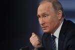 Tổng thống Nga Putin chỉ đạo chuyển 5 triệu USD giúp đỡ Việt Nam khắc phục lũ lụt
