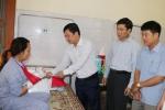 Khởi tố, bắt tạm giam kẻ hành hung nhân viên y tế ở Hà Tĩnh