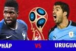 Video kết quả Pháp vs Uruguay 2-0: Griezmann tỏa sáng, Pháp vào bán kết World Cup
