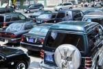 Phó Chủ tịch Hà Nội đề nghị tăng gấp đôi xe công cho các sở