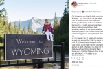Bé gái 5 tháng tuổi lập kỷ lục đi du lịch hết 50 tiểu bang ở Mỹ