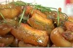 Cà muối xào ba chỉ - Món ăn đưa cơm cho ngày nắng nóng