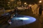 Đâm liên hoàn ở cầu vượt Thái Hà: Lái xe taxi uống rượu, gây vụ va quệt trước đó
