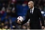 Real sa sút, Zidane không quan tâm nguy cơ bị sa thải