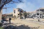 Trung tâm nghiên cứu thuốc trị ung thư của Syria tan hoang sau khi bị Mỹ không kích