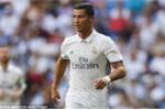 Ronaldo 'nổi đóa' trong buổi tập cùng Real Madrid