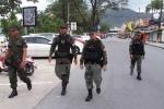 Thái Lan thắt chặt an ninh sau cảnh báo đánh bom thủ đô