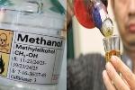 Hà Nội thêm 3 người chết do uống rượu methanol