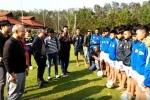 HLV Park Hang Seo nói 2 điều giúp tài năng của bầu Đức thành cầu thủ giỏi