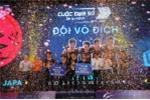 Sinh viên ĐH Quốc gia Hà Nội vô địch 'Cuộc đua số' giành 450 triệu đồng