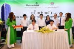 Vietcombank Ba Đình ký kết Thỏa thuận hợp tác toàn diện và Hợp đồng tín dụng với TUDI.,JSC