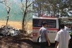 2 cha con chết cháy trong xe ô tô: Công an công bố nguyên nhân