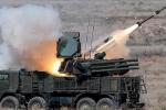 Video: Khoảnh khắc tên lửa Nga bắn rụng UAV tấn công căn cứ không quân Hmeymim