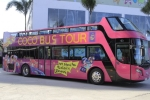 Huế sắp đưa xe buýt mui trần phục vụ khách tham quan