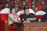 Phu nhân ông Kim Jong-un tái xuất sau 9 tháng vắng mặt