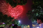 Hà Nội bắn pháo hoa tại 30 điểm đêm Giao thừa Tết Nguyên đán 2018