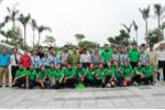 Cư dân hào hứng tham gia 'Ngày Chủ nhật xanh' ở Ecohome 2