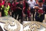 Clip: Nhà gái thách nhà trai uống 100 chén rượu mới cho rước dâu ở Lạng Sơn