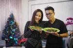 Hoa hậu toàn cầu Khánh Ngân: 'Kể từ nay trong tiêu chuẩn phu quân phải biết nấu ăn'