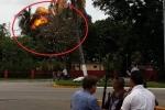 Clip: Khoảnh khắc máy bay Cuba nổ tung như cầu lửa, hơn 100 người chết