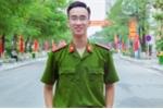 Điều ít biết về chàng thủ khoa điển trai của Học viện Cảnh sát nhân dân