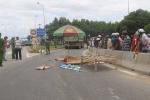 Bắt giam tài xế xe tải tông chết 2 mẹ con tân sinh viên ở Đà Nẵng