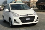 Hyundai Grand i10 2017 giá rẻ chạy thử trên phố