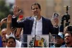 Thủ lĩnh đối lập Venezuela tuyên bố trở thành tổng thống lâm thời, được Mỹ ủng hộ