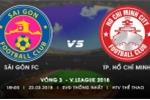 Tâm điểm vòng 3 V-League: Derby Sài Gòn đầu tiên của Miura