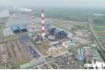 Nhà máy nhiệt điện gần 2 tỷ USD 'đắp chiếu' vì đói vốn nhìn từ flycam